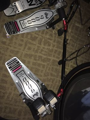 DW9000 double base pedal for Sale in Millersville, MD