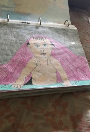 Babies drawings for sale for Sale in Cambridge, MA