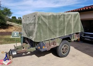 Military Trailer for Sale in Lincoln Acres, CA
