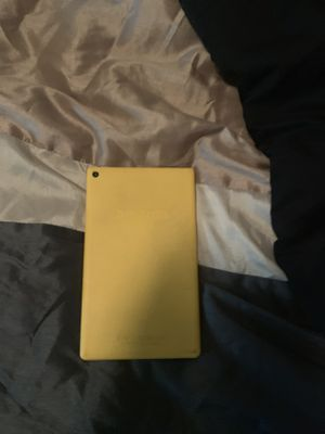 Amazon 8inc Fire Tablet and Samsung 40inc smart TV for Sale in Crosby, TX