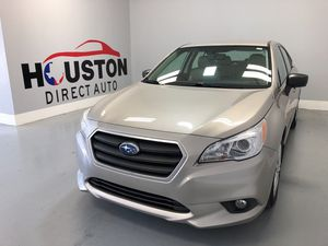 2016 Subaru Legacy for Sale in Houston, TX