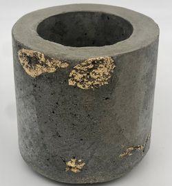 Concrete Pot Golden Accents for Sale in Nokesville,  VA