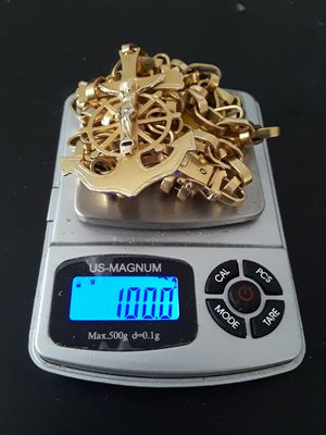 "Gold 18klts 100 grams very clean. I trade for Car or Motorcycle "" Bike "" for Sale in Braintree, MA"