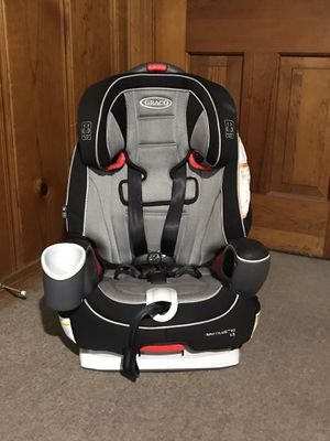 Graco Nautilus 65 3-in-1 Harness Booster Car Seat, Bravo Gray for Sale in Forest Hill, TX