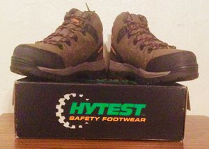 Hytest Steel Toe Boots for Sale in St. Louis, MO