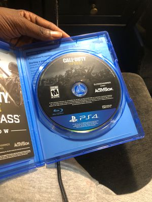 Call of duty WW2 for Sale in Tacoma, WA