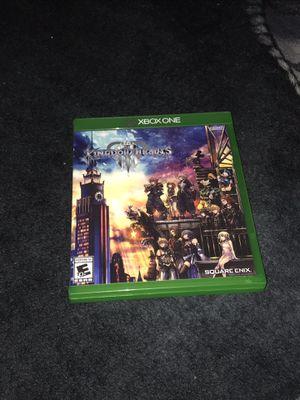 Kingdom Hearts Xbox 1 for Sale in Bonney Lake, WA