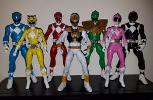 Custom power Ranger figures for Sale in Winter Park, FL