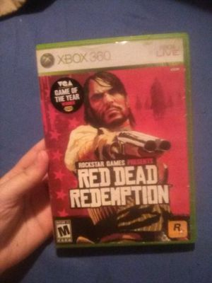 Red dead redemption game Xbox 360 for Sale in Stockton, CA
