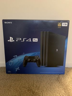 NEW PS4 Pro Playstation 4 for Sale in Laurel, MD