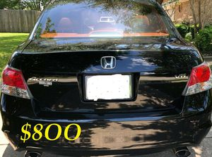 ✅✅👉💲8OO URGENT I sell my family car 🔥🔥2OO9 Honda Accord Sedan V6 EX-L power start Runs and drives very smooth.🟢🟢 for Sale in Los Angeles, CA
