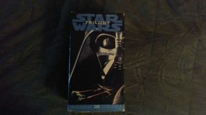 Star Wars original trilogy remastered for VHS for Sale in Modesto, CA