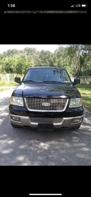 2003 Ford Expedition Eddie Bauer for Sale in Celebration, FL