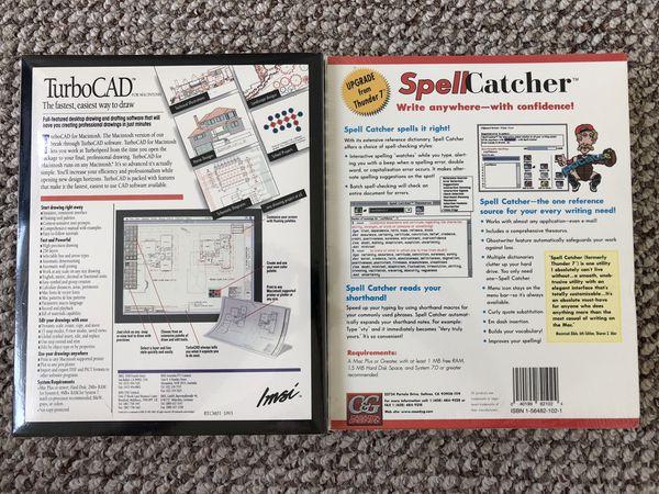 Apple Macintosh software New
