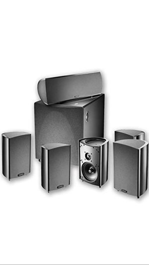 Speakers 5.1 Difinitive and receiver pioneer for Sale in NO POTOMAC, MD