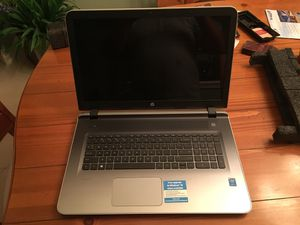 HP Envy - 17 inch Laptop for Sale in Parrish, FL