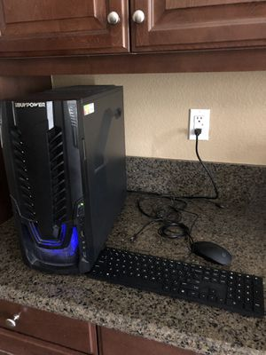 Ibuypower i-Series 301 gaming pc for Sale in Rancho Cucamonga, CA