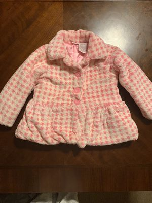 Toddlers Disney Princess Fur Jacket 3T for Sale in Bakersfield, CA