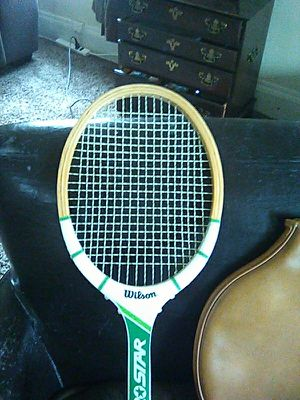 Old School tennis racket Wilson ProStar for Sale in Cleveland, OH