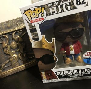 Funko Pop Notorious BIG Toy Tokyo - MINT for Sale in Miami, FL