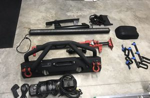 Jeep Wrangler parts for Sale in Riverview, FL