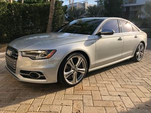 Audi S6 2014 Mint condition One Owner for Sale in Miami, FL
