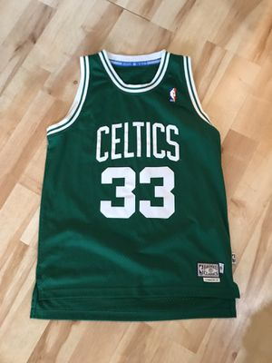 Larry Bird Celtics #33 Jersey (Green, size M) for Sale in Hinsdale, IL