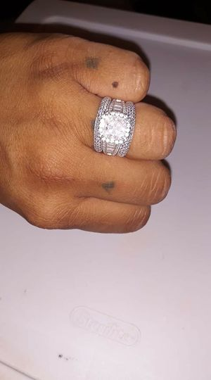 Engagement ring and wedding bands for Sale in San Jose, CA