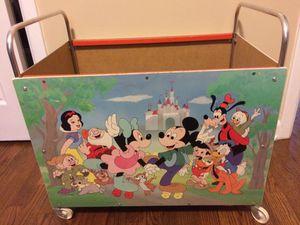 Vintage Disney Toy Cart for Sale in Northglenn, CO