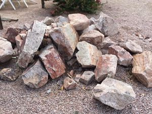 Boulders large and small for Sale in Mesa, AZ