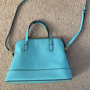 Kate spade Teal Purse for Sale in March Air Reserve Base, CA