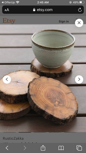 Wooden Coasters for Sale in Las Vegas, NV