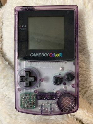 Nintendo Game Boy Color with 3 games for Sale in Goodyear, AZ