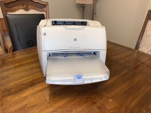 HP LaserJet 1200 series for parts for Sale in West Covina, CA