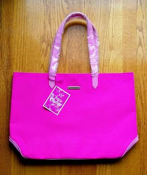Juicy Couture bright pink tote bag (brand new with tags) for Sale in San Mateo, CA