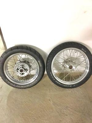 Triumph bonneville wheels / wheelset for Sale in San Diego, CA