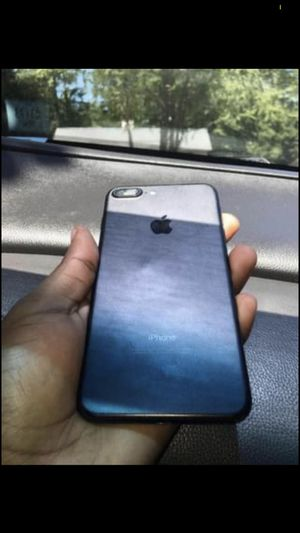 iphone 7 plus for sell for Sale in Dublin, GA