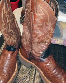 JUSTIN TEKNO CREPE BOOTS for Sale in Oklahoma City,  OK
