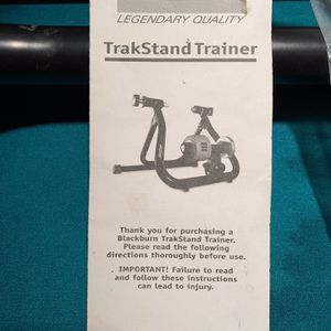 Blackburn Trak Stand Bicycle Trainer for Sale in Traverse City, MI