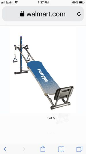 Total gym for Sale in Alsip, IL