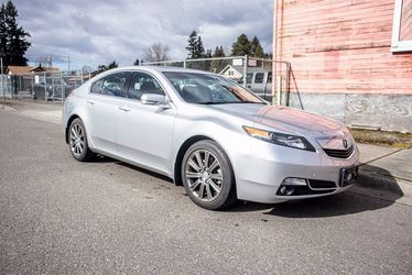 2014 Acura TL for Sale in Sumner,  WA