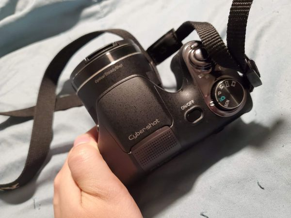 Sony DSC-H300 20.1 Megapixel digital camera black