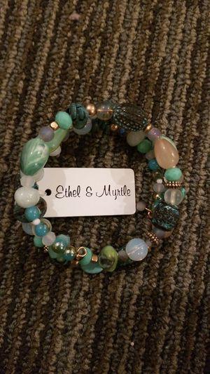 Ethel & Myrtle turquoise bracelet for Sale in Salinas, CA