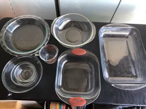 Pyrex baking lot for Sale in Cape Coral, FL