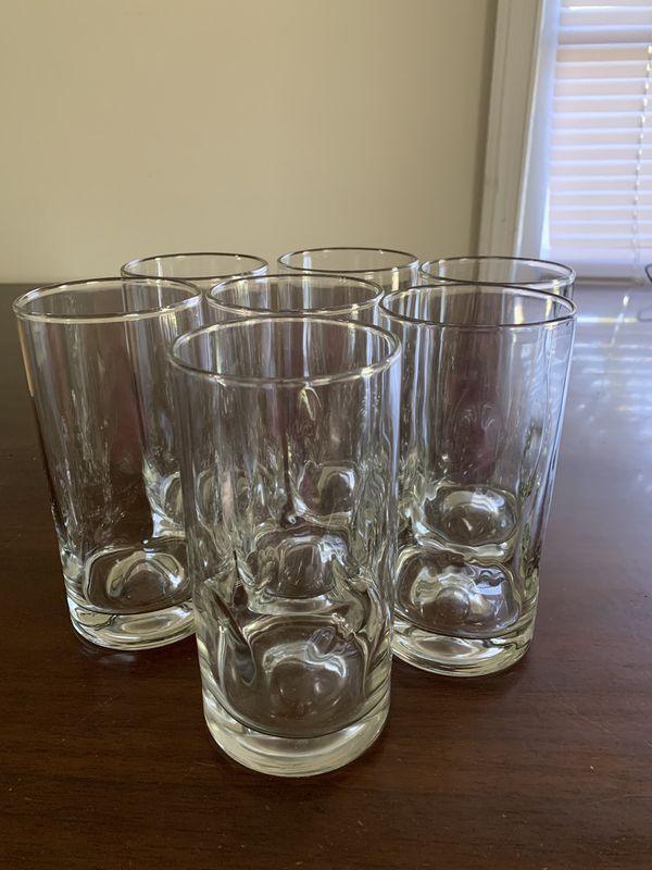Set of glass