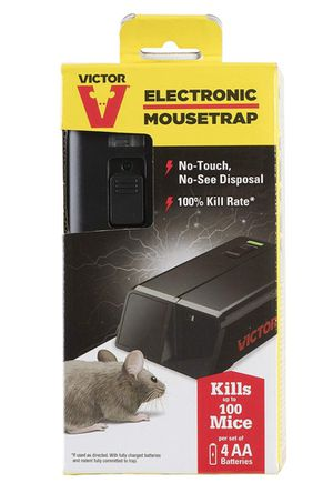 Upgraded Electronic Mouse Trap pest control for Sale in Bell, CA