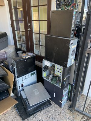 Computers (device lot) bulk parts and PCs for Sale in Tempe, AZ