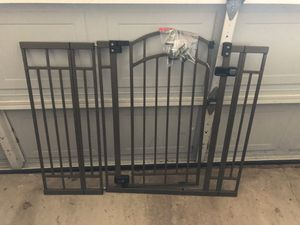 Metal Pet or Baby Gate for Sale in Fort Worth, TX