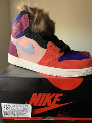 Air Jordan 1 retro aleali may size 10.5 W for Sale in Vernon, CA