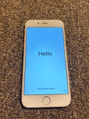 iPhone 6 for Sale in Chicago, IL